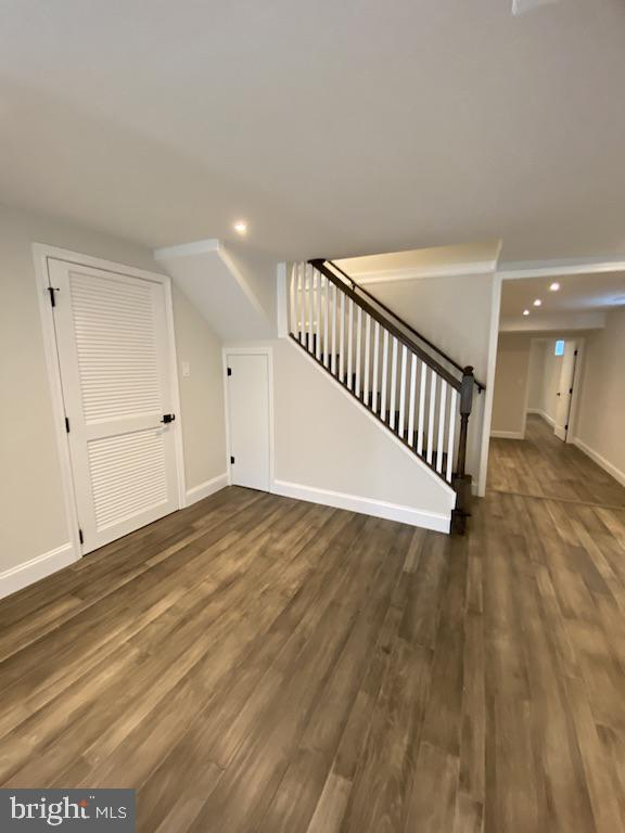 Staircase to the Basement - 9000 2ND AVE, SILVER SPRING
