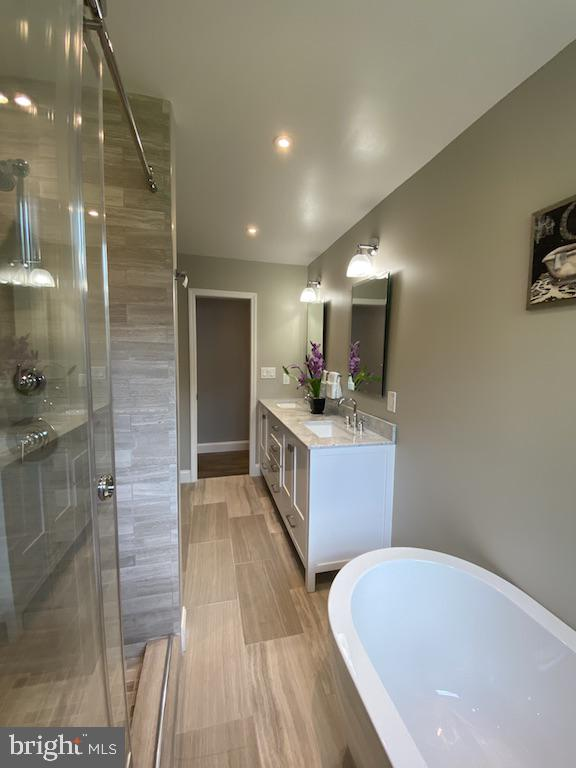 Owner's Suite Bathroom (alternate angle) - 9000 2ND AVE, SILVER SPRING