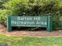Barton Hill Rec Area- Tennis-Soccer-Basketball - 1960 BARTON HILL RD, RESTON
