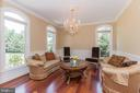 Living Room - 4633 HOLLY AVE, FAIRFAX