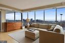 Amazing views everywhere you turn! - 2001 15TH ST N #1104, ARLINGTON