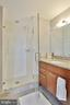 3rd bedroom has en suite bathroom - 2001 15TH ST N #1104, ARLINGTON