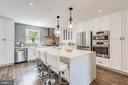 Gorgeous and efficient Kitchen - 9000 2ND AVE, SILVER SPRING