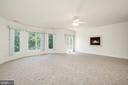Master Bedroom - 3714 FAIRWAYS CT, FREDERICKSBURG
