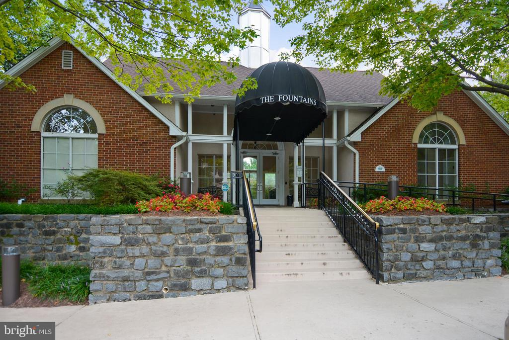 Fountains of McLean Club House - 1504 LINCOLN WAY #404, MCLEAN