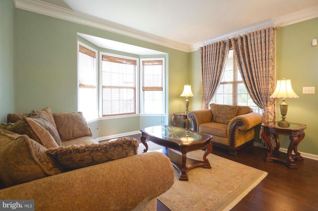 Living room - 43217 BARNSTEAD DR, ASHBURN
