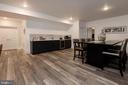 Bar & Entertainment Area - 1057 MARMION DR, HERNDON