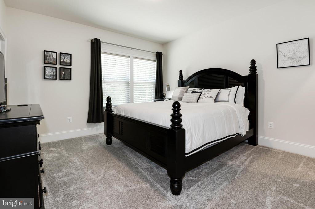 Bedroom 4 - 1057 MARMION DR, HERNDON