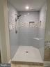 Redone Master shower seller will install door - 11400 QUAILWOOD MANOR DR, FAIRFAX STATION