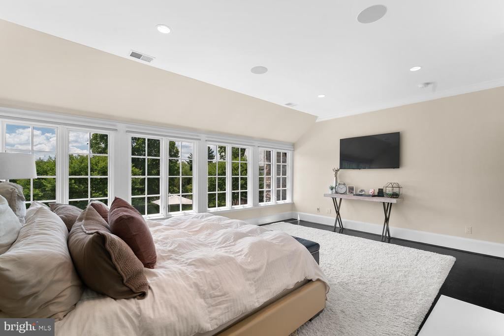 Expansive Second Bedroom - 10700 RED BARN LN, POTOMAC