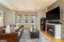 Living room - 600 KENTUCKY AVE SE #B, WASHINGTON