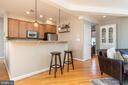 Bar Area / Kitchen - 600 KENTUCKY AVE SE #B, WASHINGTON