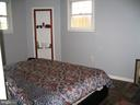 Bedroom with lots of natural light - 2500 CHILDS LN, ALEXANDRIA