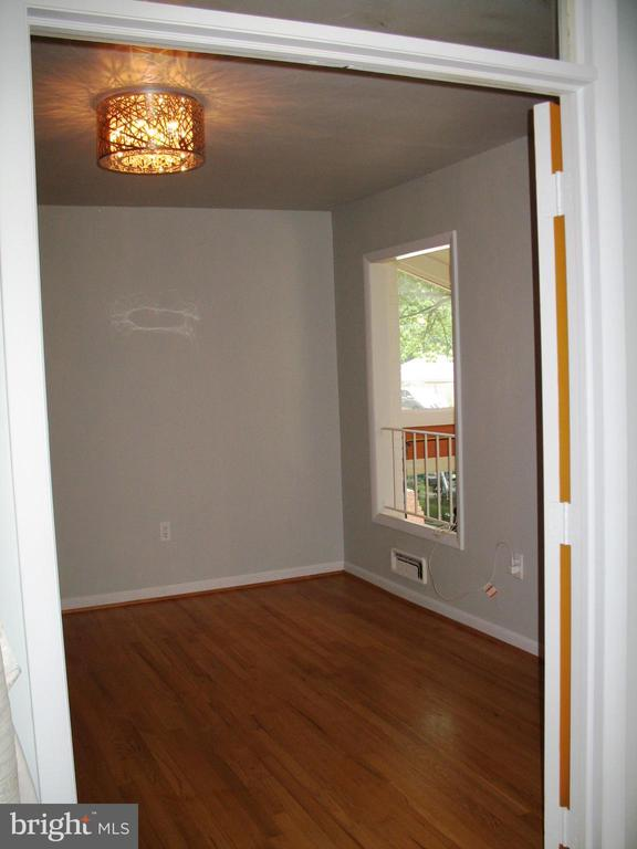 Possible fourth bedroom or office - 2500 CHILDS LN, ALEXANDRIA