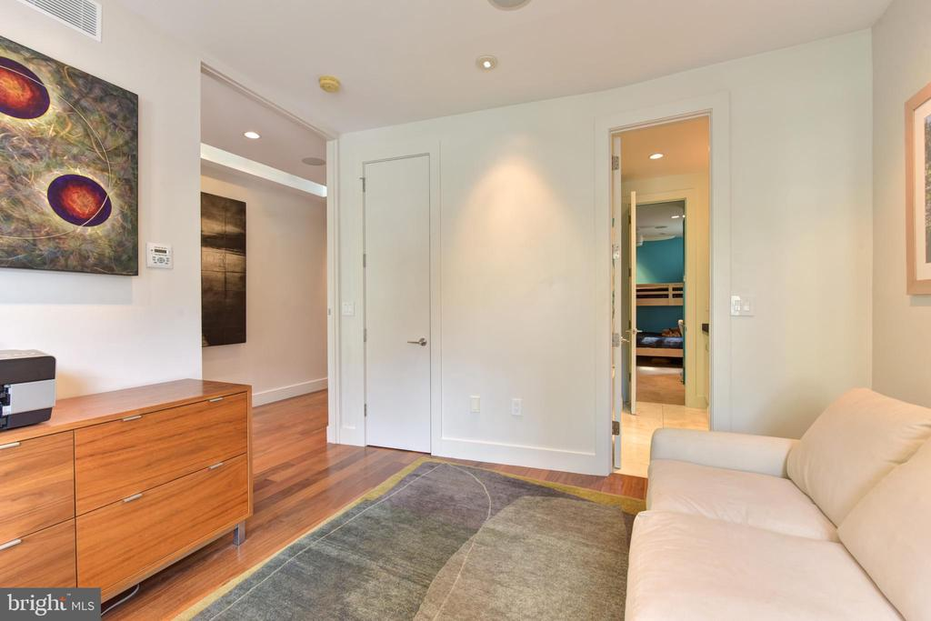 Home Office / Bedroom 3 - 1744 WILLARD ST NW, WASHINGTON