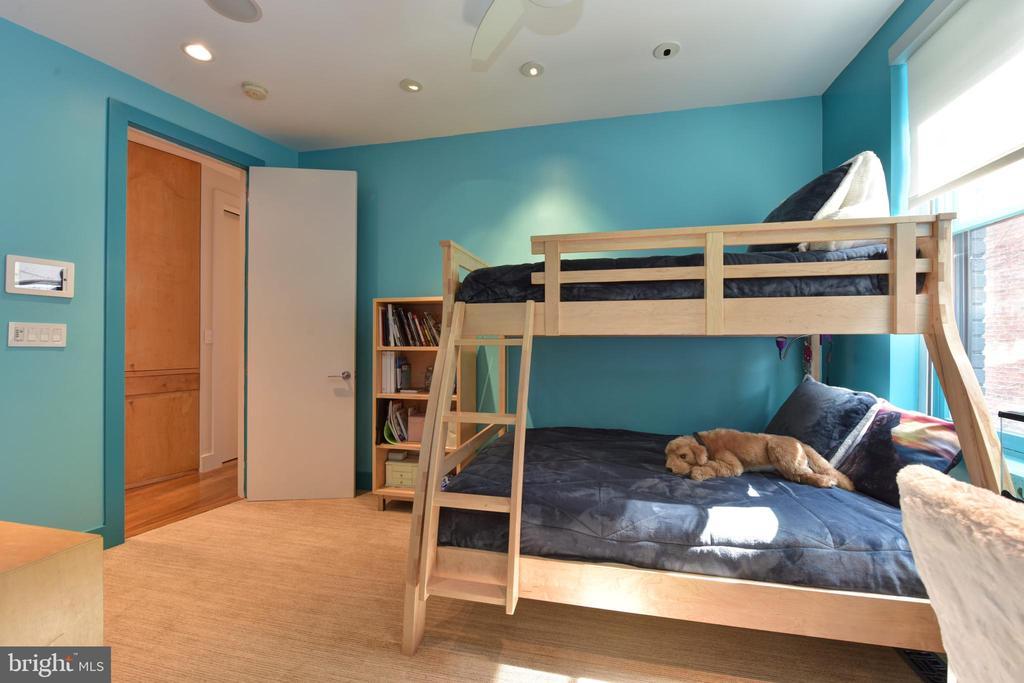 Bedroom #2 - 1744 WILLARD ST NW, WASHINGTON