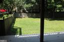 Beautiful Back Yard - 4800 N HILL DR, FAIRFAX