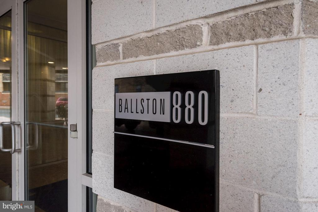 Fantastic Condo in the Heart of Ballston - 880 N POLLARD ST #701, ARLINGTON