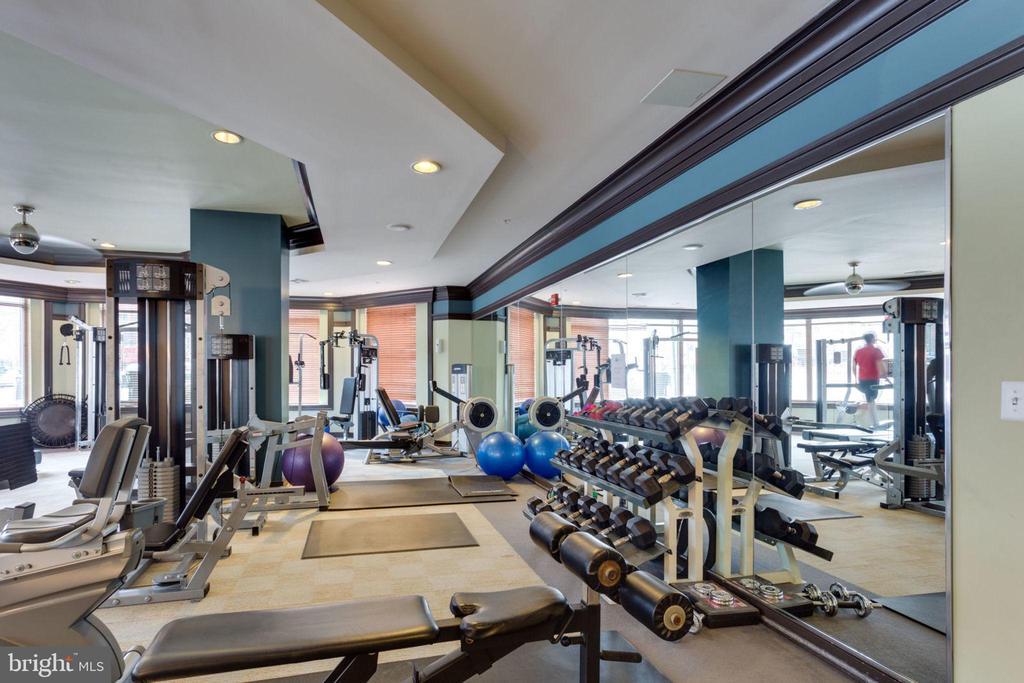 Gym - 12000 MARKET ST #202, RESTON