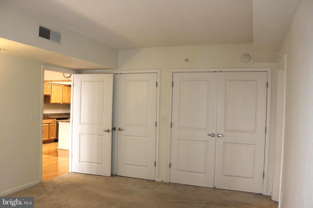 master bedroom - 7915 EASTERN AVE #509, SILVER SPRING