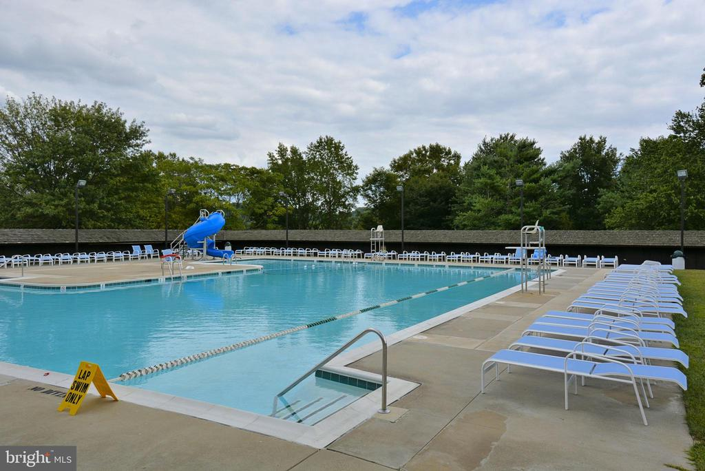 Swimming Pool at Lake Linganore - 9704 WOODFIELD CT, NEW MARKET
