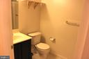 hallway full bathroom - 7915 EASTERN AVE #509, SILVER SPRING