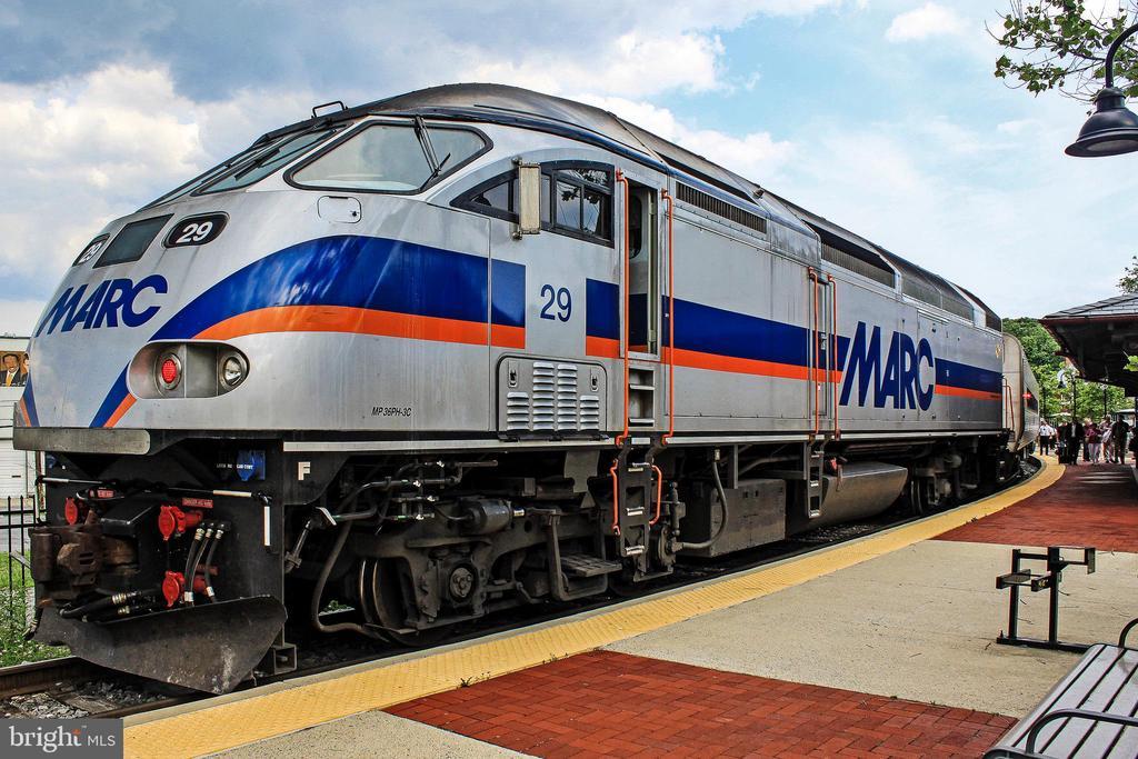 Marc Train - 10 W ALL SAINTS ST #102, FREDERICK