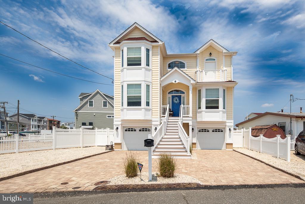 Single Family Homes voor Verkoop op Manahawkin, New Jersey 08050 Verenigde Staten