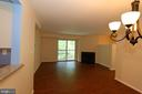 Dining into Living Room - 13619 ORCHARD DR, CLIFTON