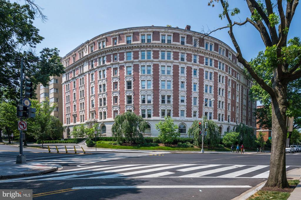 The Dresden - 2126 CONNECTICUT AVE NW #27, WASHINGTON