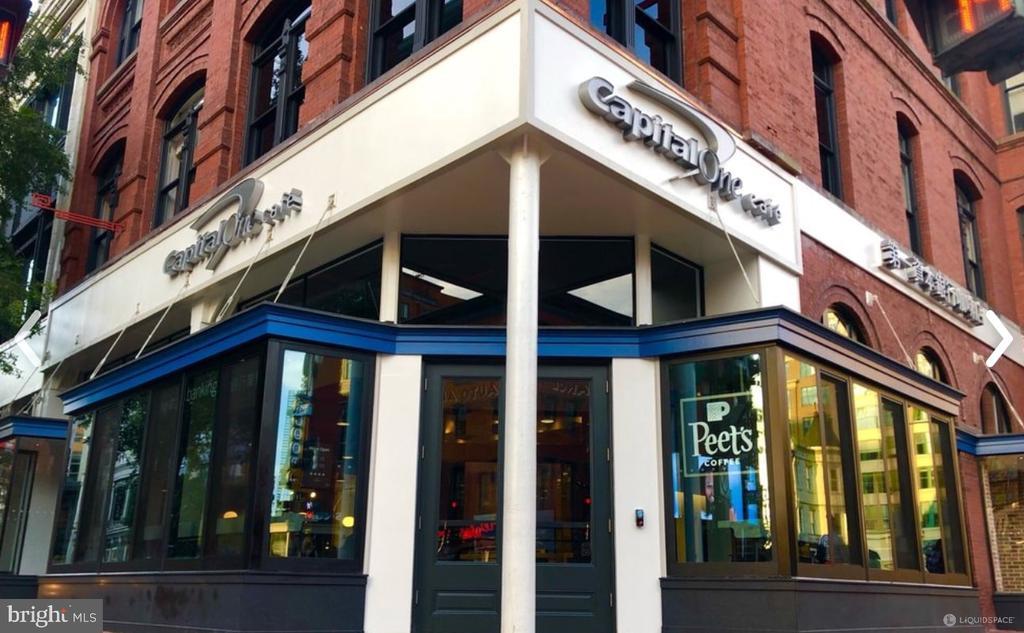 Capital One Cafe / Peet's Coffee - 400 MASSACHUSETTS AVE NW #604, WASHINGTON