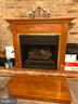 Propane fireplace in basement works extremely fast - 9894 PAR DR, NOKESVILLE
