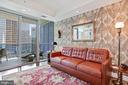 Bedroom #2 with En Suite Bath - 1881 N NASH ST #703, ARLINGTON