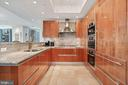 Pristine Kitchen with Upgraded Appliance Package - 1881 N NASH ST #703, ARLINGTON