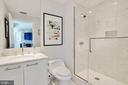 Bedroom #2 En Suite Bath - 1881 N NASH ST #703, ARLINGTON
