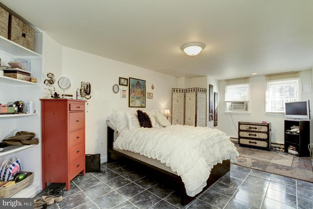 Garden Level Bedroom 2 - 2015 Q ST NW, WASHINGTON