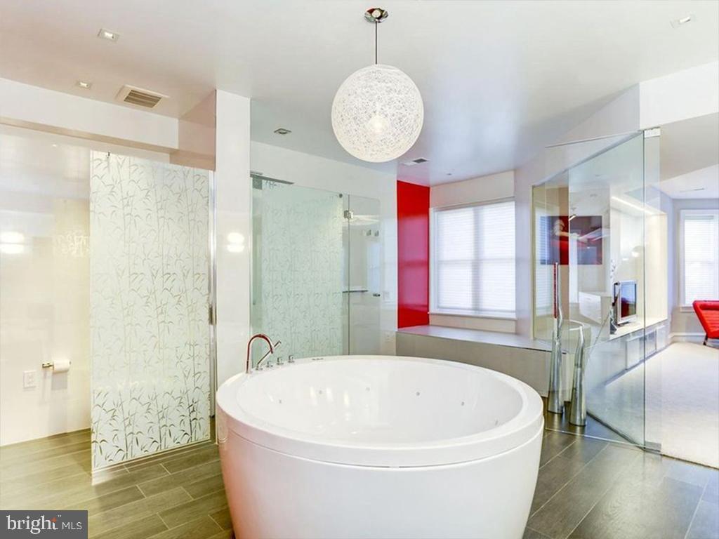 Master Bathroom - 1814 19TH ST NW, WASHINGTON