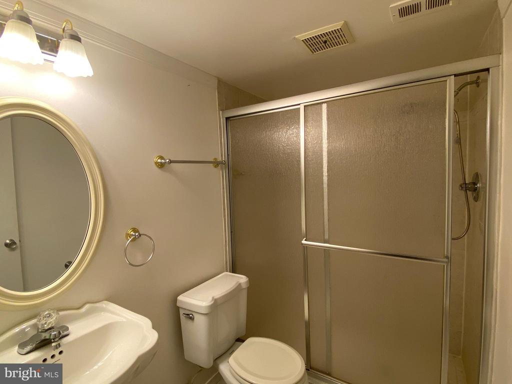 Master bathroom - 2207 GREENERY LN #103-8, SILVER SPRING