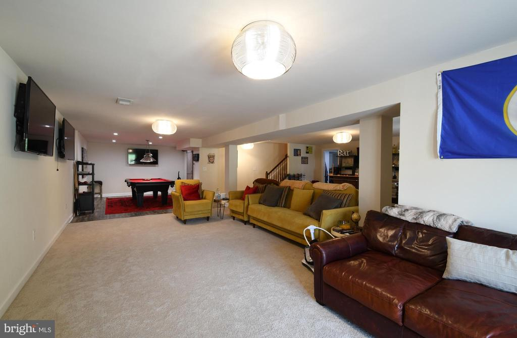 Recreation Room - 6 TANKARD RD, STAFFORD