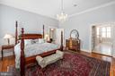 Master Bedroom - 406 HANOVER ST, FREDERICKSBURG