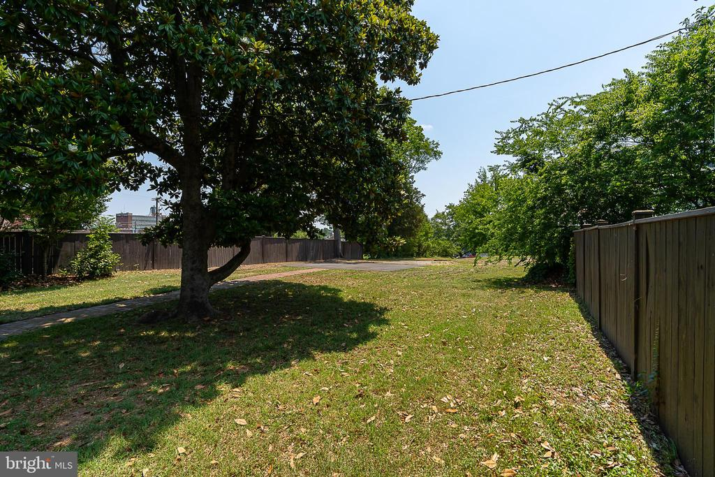 Additional (buildable) lot conveys with property - 406 HANOVER ST, FREDERICKSBURG