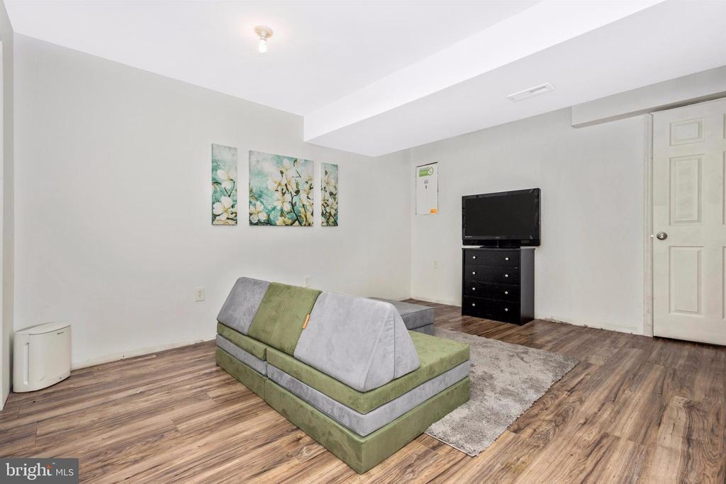 New flooring in basement - 211 RIDGE VIEW LN, HANOVER