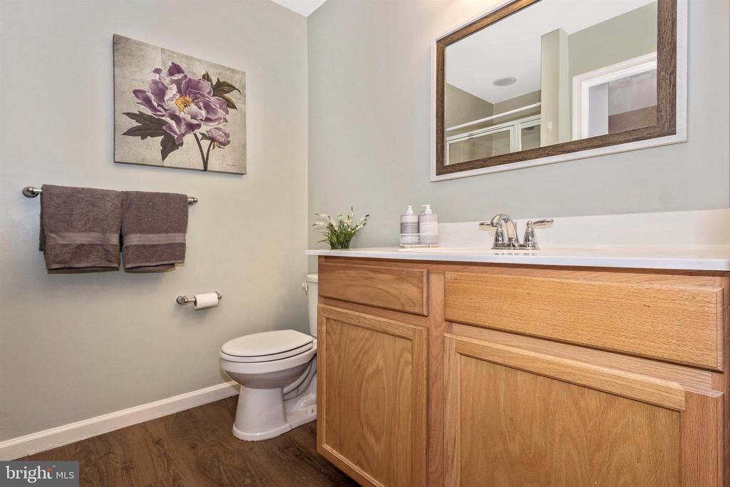 Owner suite bathroom - 211 RIDGE VIEW LN, HANOVER