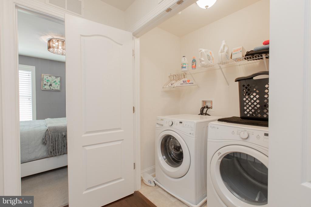 Laundry Area UL - 162 CONCORD PL NE, WASHINGTON
