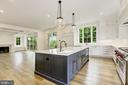 Kitchen - 3010 UNIVERSITY TER NW, WASHINGTON