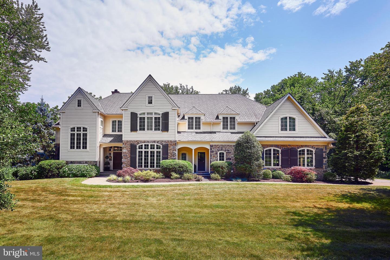 Single Family Homes voor Verkoop op Bryn Mawr, Pennsylvania 19010 Verenigde Staten