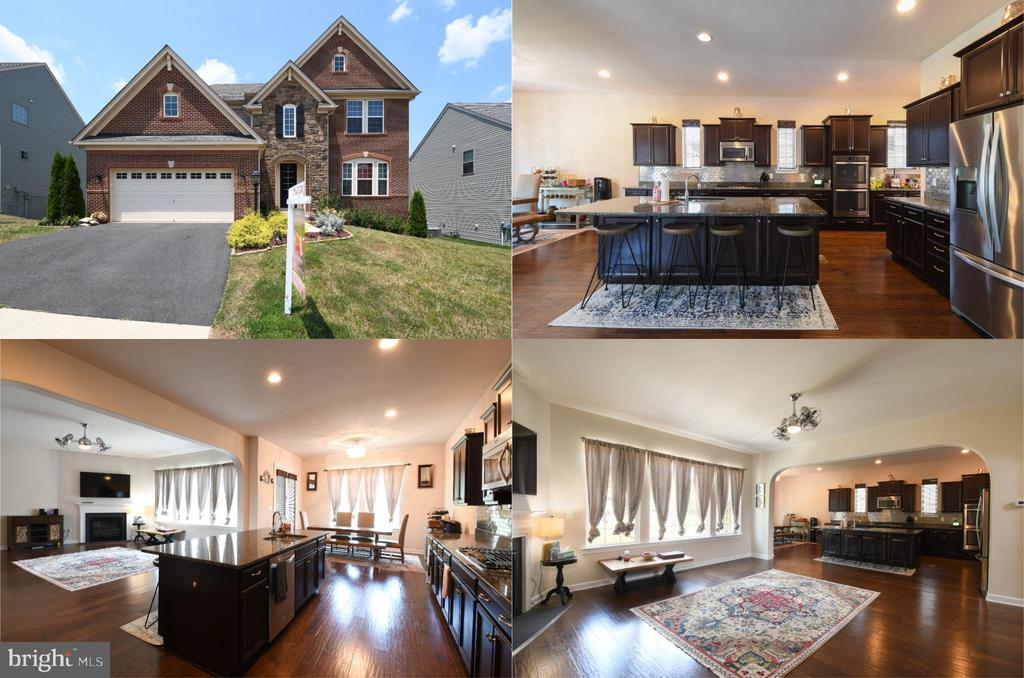 Gorgeous 6 BR, 4.5 BA home loaded w/upgrades! - 6 TANKARD RD, STAFFORD
