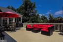 Ample Outdoor Entertaining Space - 26124 TALAMORE DR, CHANTILLY