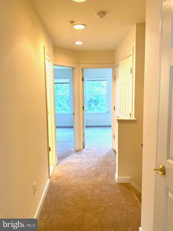 Hallway - 3917 CHELSEA PARK LN #4, BURTONSVILLE