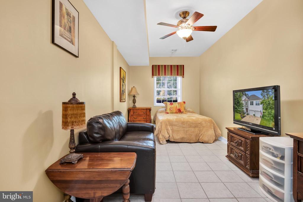 Lower Level Bedroom - 6541 BOX ELDER LOOP, GAINESVILLE